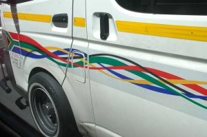 Distintiu del servei de taxis